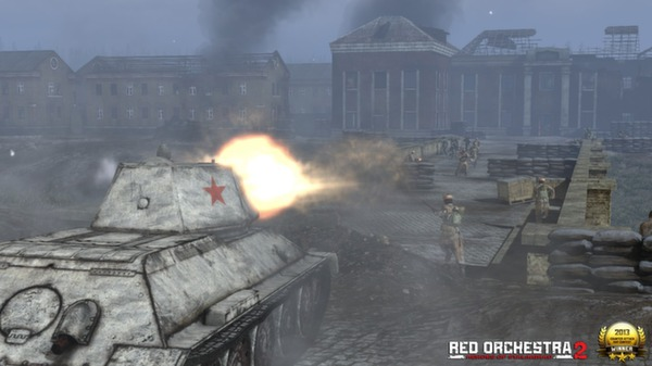 Red Orchestra 2 Heroes of Stalingrad + Rising Storm RU
