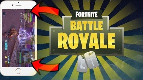 Fortnite Battle Royale - INVITE key - ios [REG FREE]