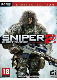 Sniper Ghost Warrior 2 Limited Edition (Steam Key)