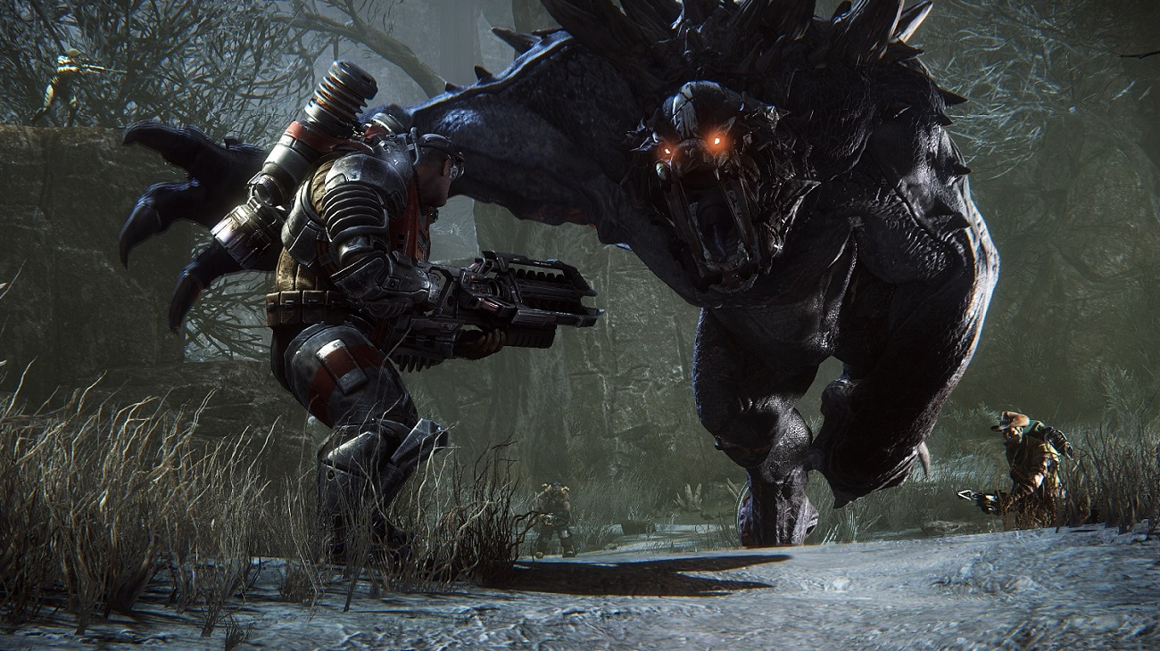 Evolve (Steam KEY) +DLC+СКИДКИ+Бонус