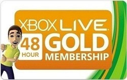 Buy xbox live 48 hour (EURO/RUS/USA) and download