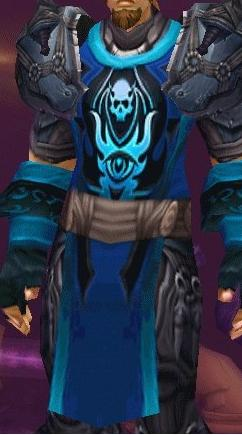 Tabard of the Frost Ice Tabard