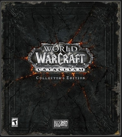 WoW Cataclysm Collector´s Edition cd-key Lil´ Deathwing