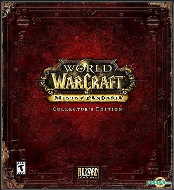 WoW (EU) Mists of Pandaria Collector´s Edition cd-key