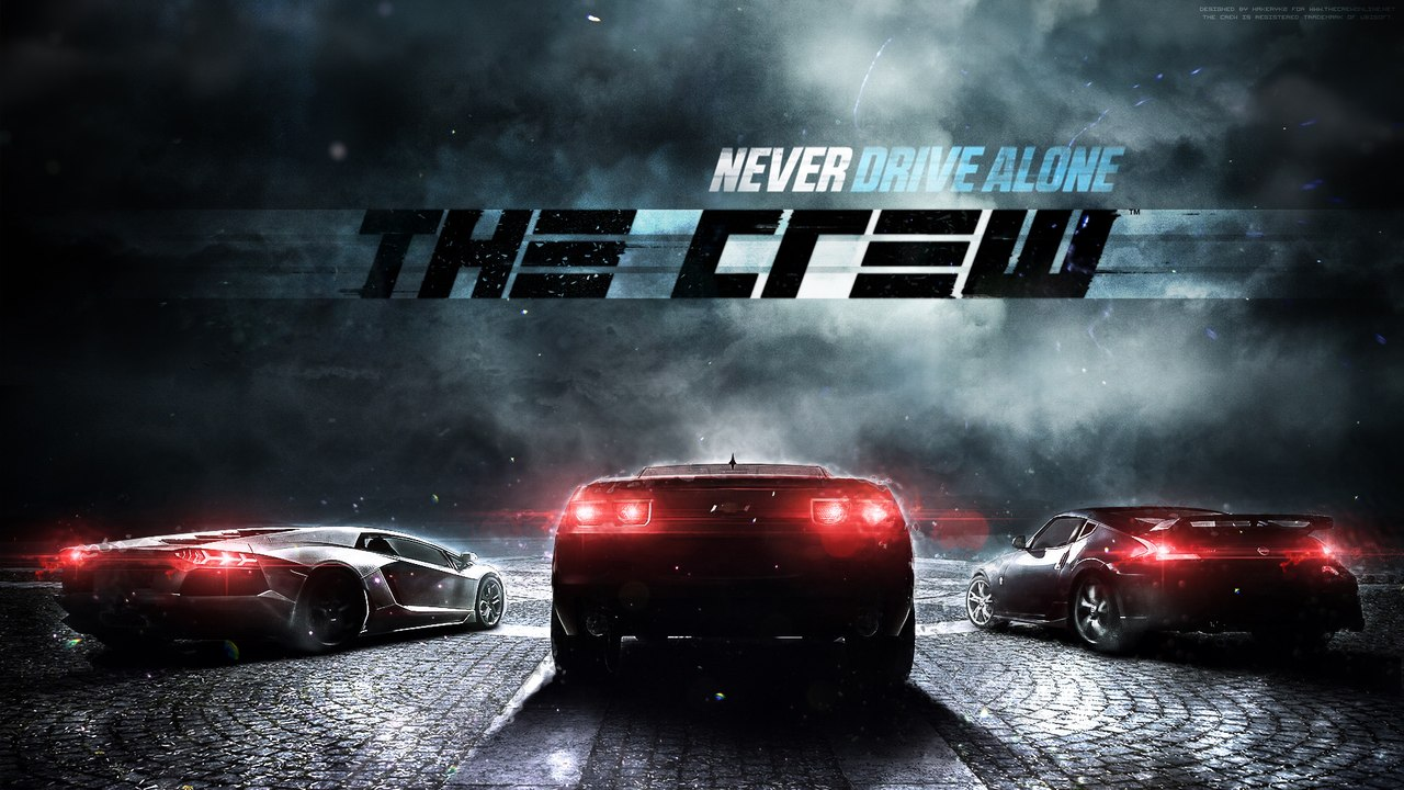 The Crew Uplay (ACCOUNT + MAIL, full access)