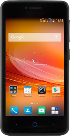 ZTE BLADE A5 THE NETWORK UNLOCK CODE