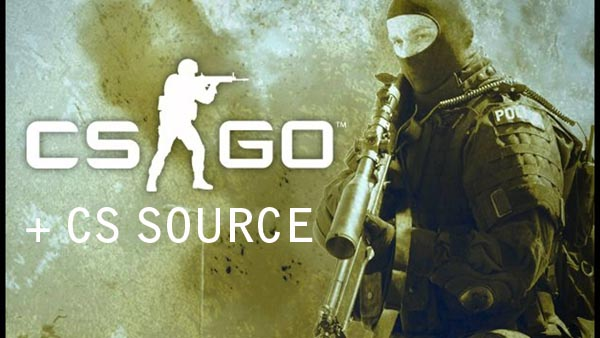 Counter-Strike : Global Offensive + CS : Source [STEAM]