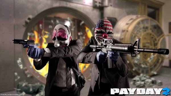 Payday the Heist + Payday 2 [STEAM]
