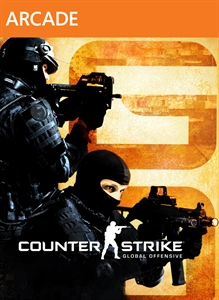 Counter-Strike: GO xbox 360 (перенос)