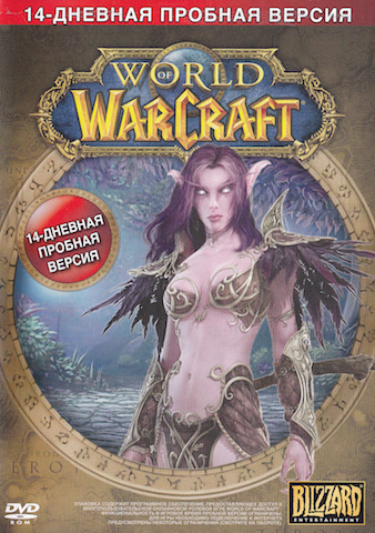 WORLD of WARCRAFT (WoW) 14 ДНЕЙ + БОНУС