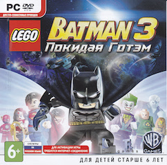 LEGO BATMAN 3: BEYOND GOTHAM (STEAM-KEY)+ПОДАРОЧНЫЙ СЕР