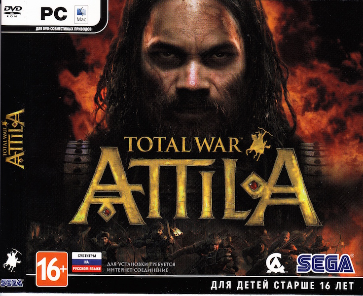 I♒ Total War: ATTILA (Steam KEY)