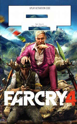 FAR CRY 4 (UPLAY / REG.FREE / RU) CD-KEY + BONUS