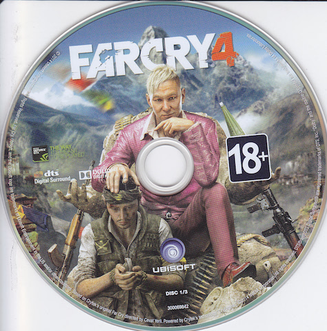 FAR CRY 4 Limited Edition (UPLAY / RU) CD-KEY + BONUS