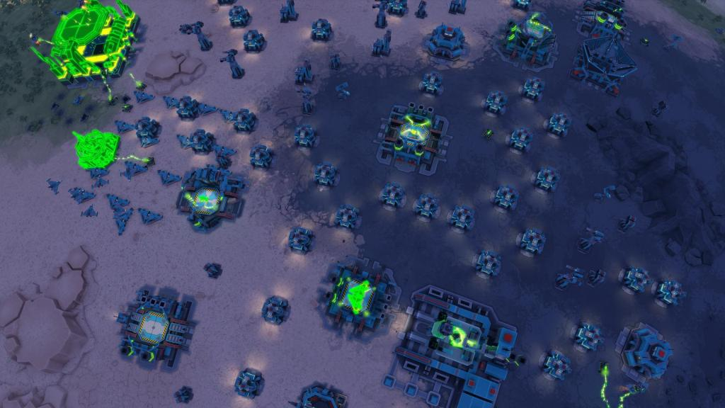 Planetary Annihilation (Steam CIS Gift)