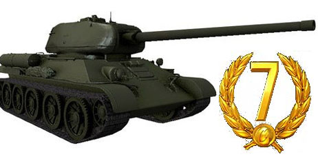 Купить Т-34-85М + 7 дней ПА + слот