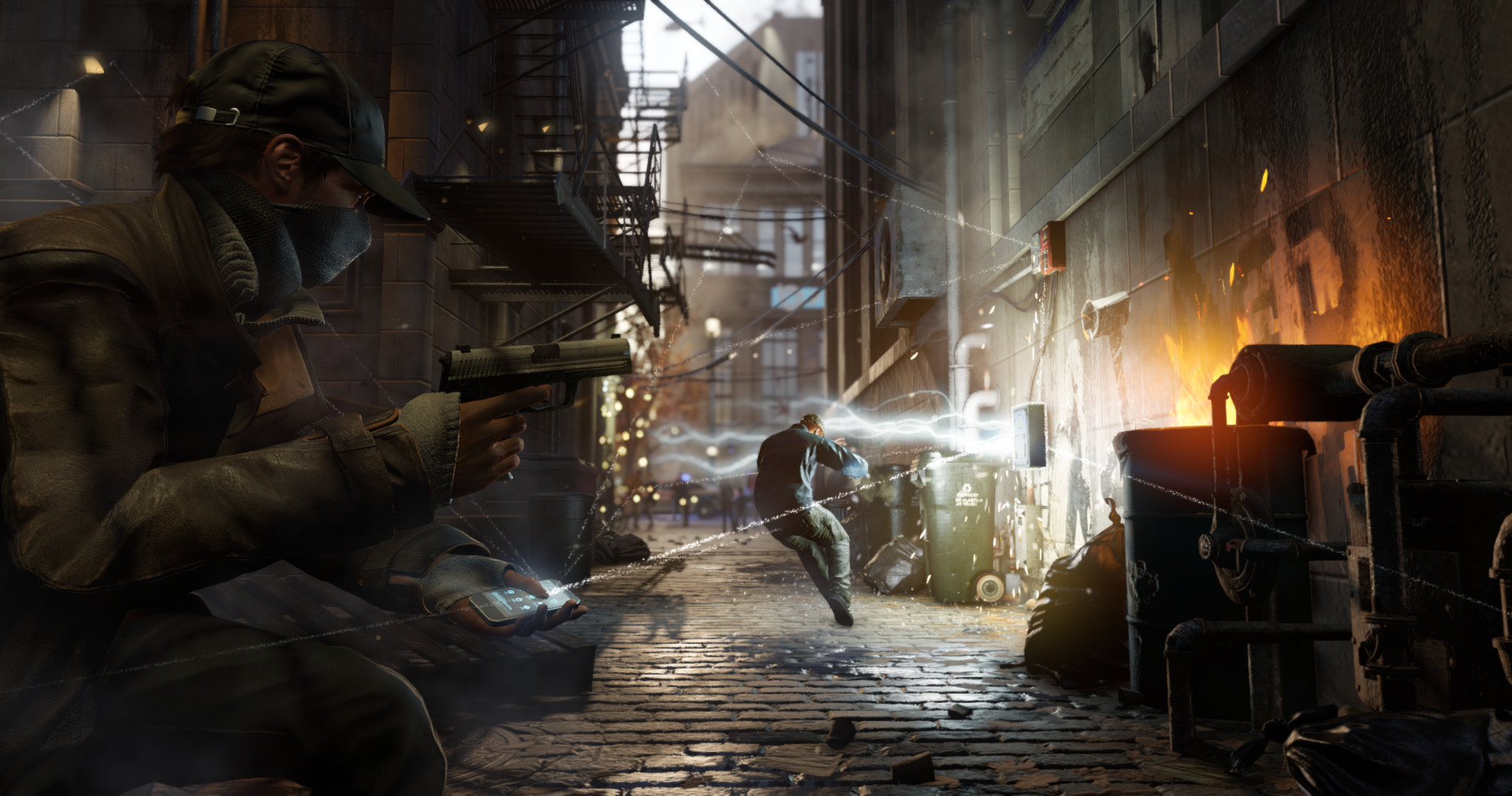 Watch Dogs ( Steam Gift | RUS )