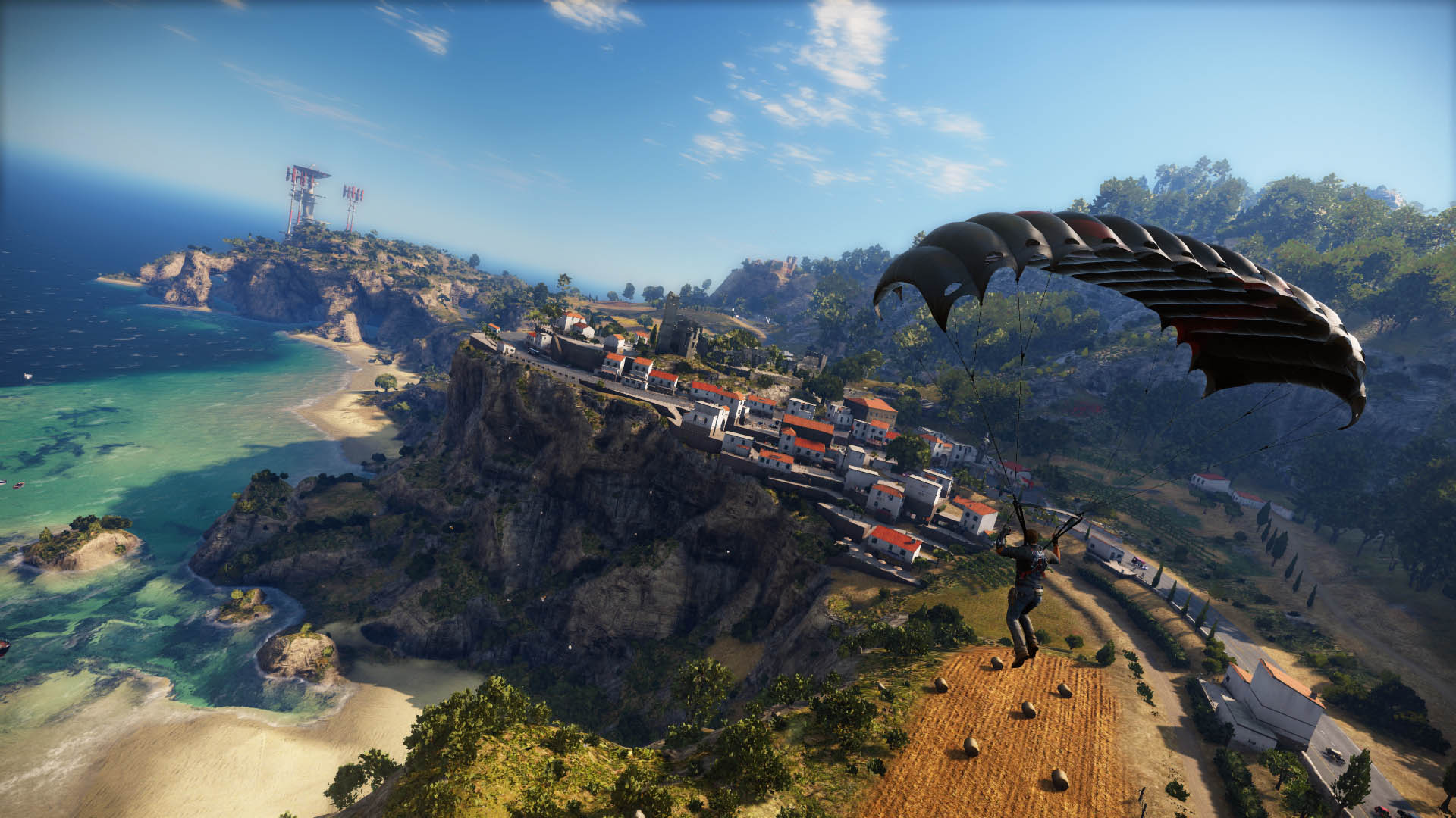 Just Cause 3 ( Steam Gift | RU+KZ )