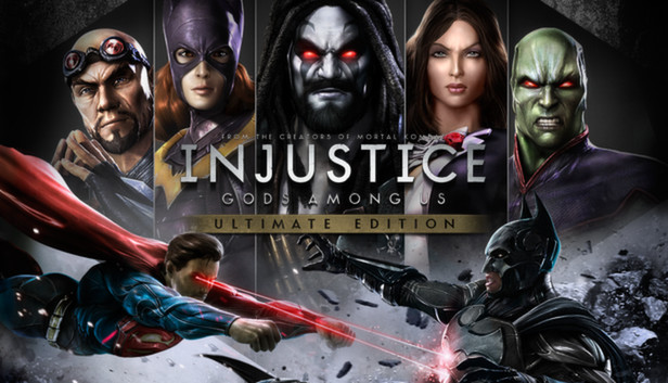 Injustice: Gods Among Us Ultimate (Steam Gift|RU+CIS)