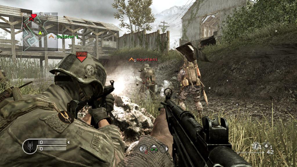 Call of duty: modern warfare 3 teknomw3 (2011) pc   repack от.