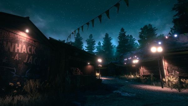 The Park (Steam Gift, Region RU+CIS)