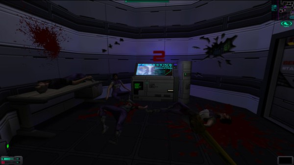 System Shock 2 (Steam Gift, Region Free)