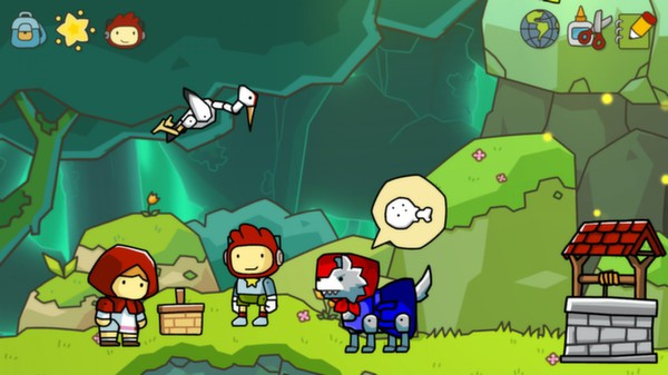 Scribblenauts Unlimited (Steam Gift, Region Free)