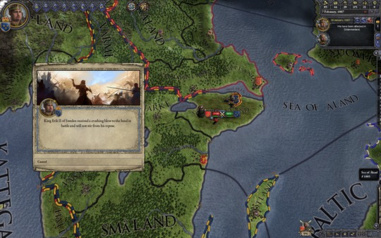 Crusader Kings II (Steam Gift, Region Free)