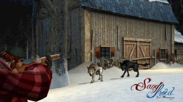 Sang-Froid - Tales of Werewolves (Steam Gift)