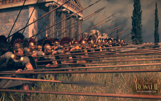 Total War™: ROME II (Steam Gift, Region Free)