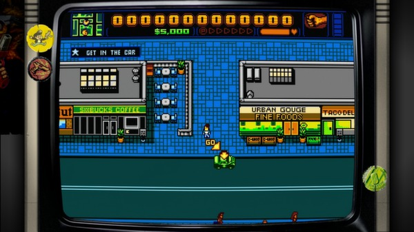 Retro City Rampage (Steam Gift, Region Free)