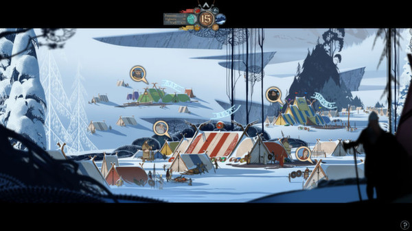 The Banner Saga (Steam Gift, Region Free)
