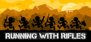 RUNNING WITH RIFLES (Steam Gift, Region Free)