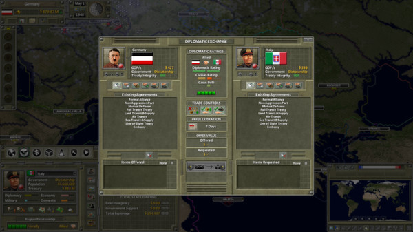 Supreme Ruler 1936 (Steam Gift, Region Free)