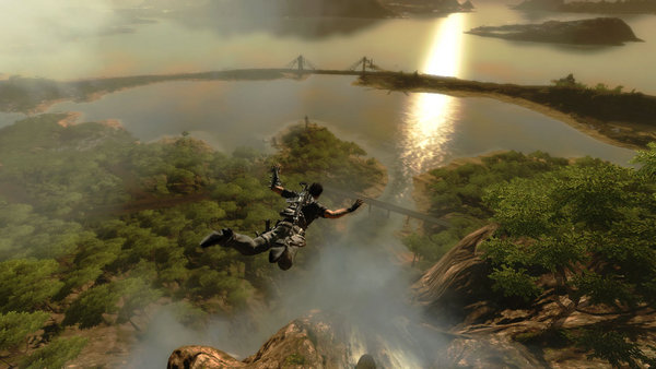 Just Cause 2 (Steam Gift, Region RU)