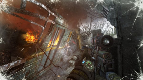 Metro: Last Light Redux (Steam Gift, Region Free)