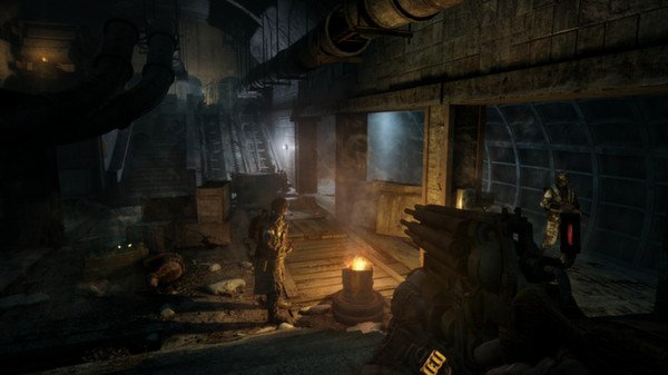 Metro 2033 Redux (Steam Gift, Region Free)