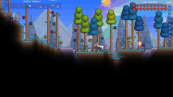 Terraria (Steam Gift, Region RU)