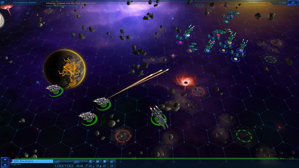 Sid Meier´s Starships (Steam Gift, Region RU)