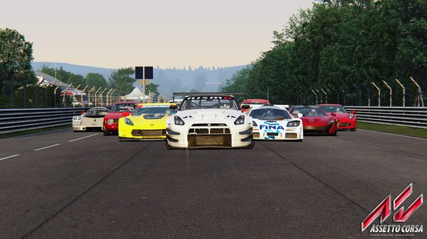 Assetto Corsa - Dream Pack 1 (Steam Gift, Region RU)
