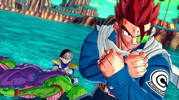DRAGON BALL XENOVERSE (Steam Gift, Region RU+CIS)