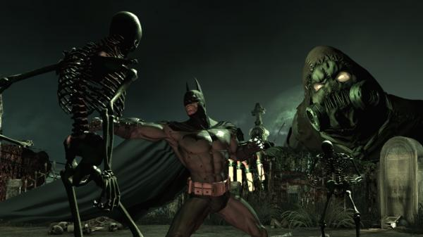 Batman: Arkham Asylum GOTY Edition (Steam Gift, RU)