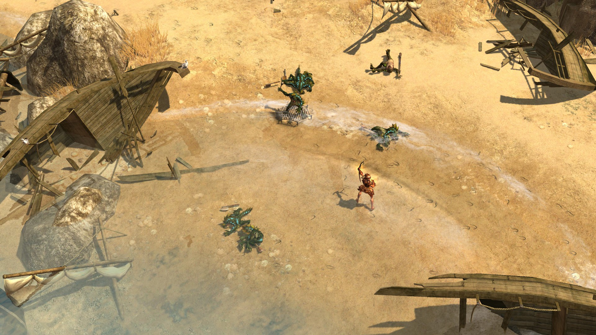 Titan Quest Anniversary Edition (STEAM GIFT | RU+CIS)