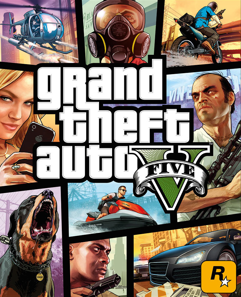 GTA 5 - Grand Theft Auto V (PC) Steam Gift Region Free