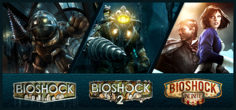 Купить BioShock Triple Pack ROW (Steam Key Region Free\Global)