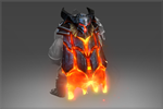 Dota 2 - Mantle of the Cinder Baron