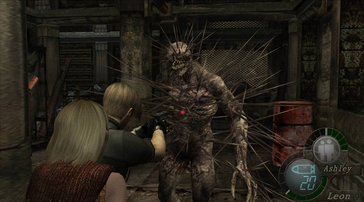 Resident Evil 4: Ultimate HD Edition (Steam) + ПОДАРОК