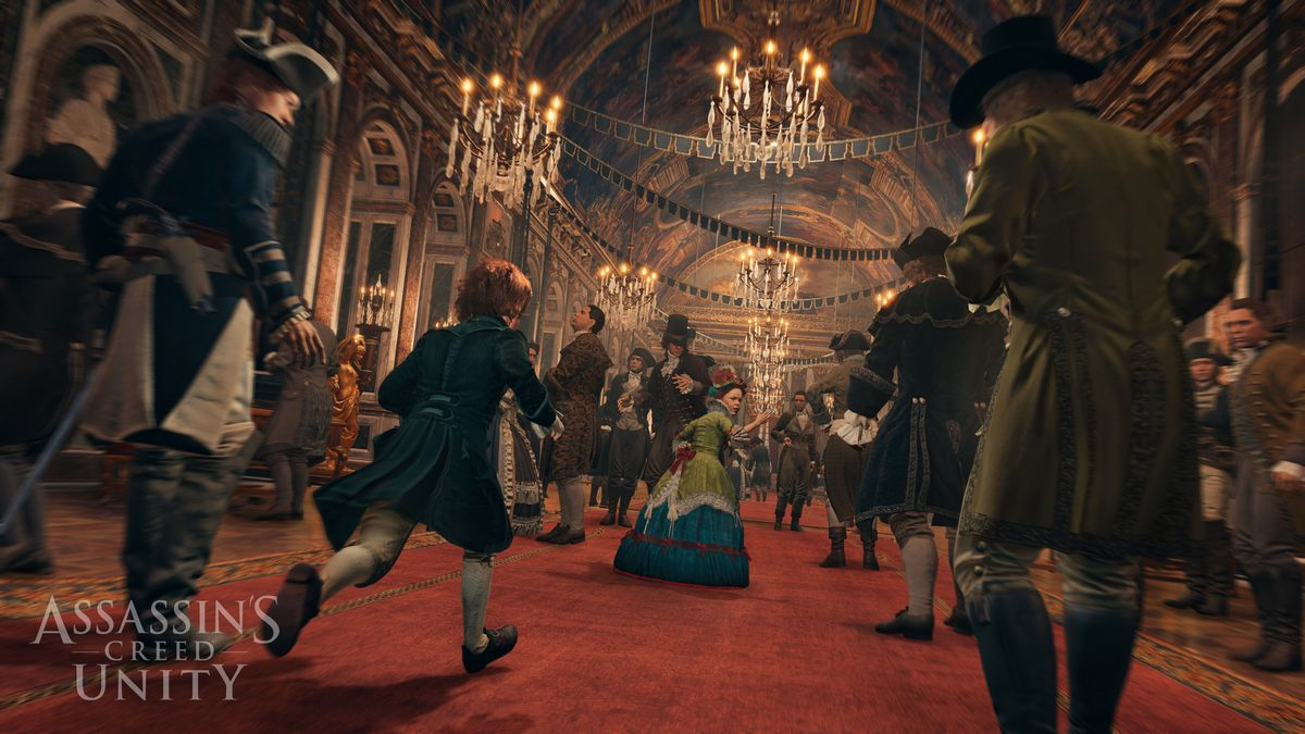 Assassin's Creed Unity +Подарок BLACK FLAG