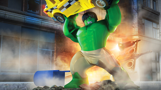 LEGO Marvel Super Heroes (Steam) + ПОДАРОК