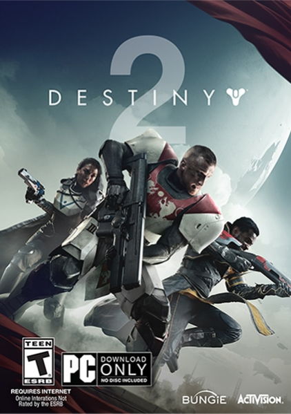 Destiny 2 (Battle.net / RU+CIS Key) + Bonus